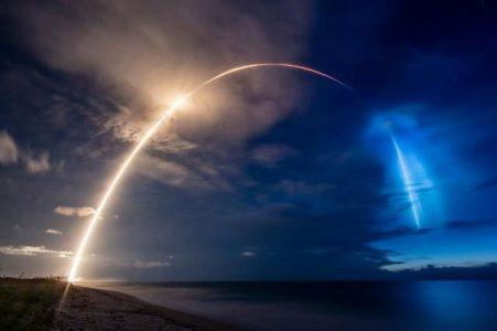 SpaceX第九批58颗星链卫星又发射成功了