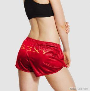 """马斯克言出必行 印有""""sexy""""的红色性感""""做空短裤""""开卖即售罄"""